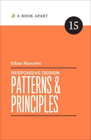 Buy Responsive Design: Patterns & Principles now